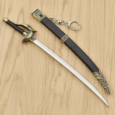 1:6 Metal Sword Fits 12inch USA