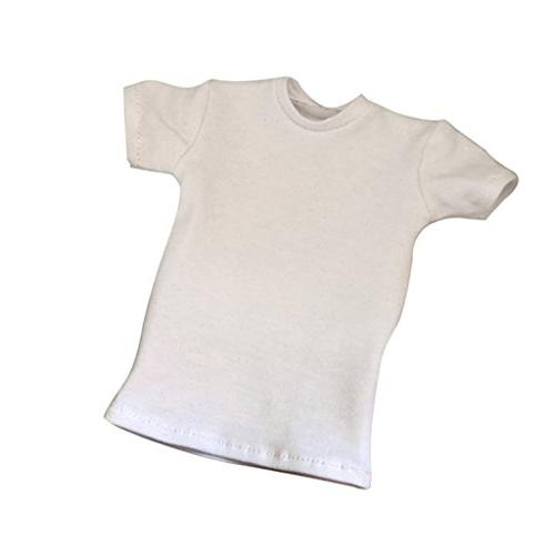 1 scale white t shirt