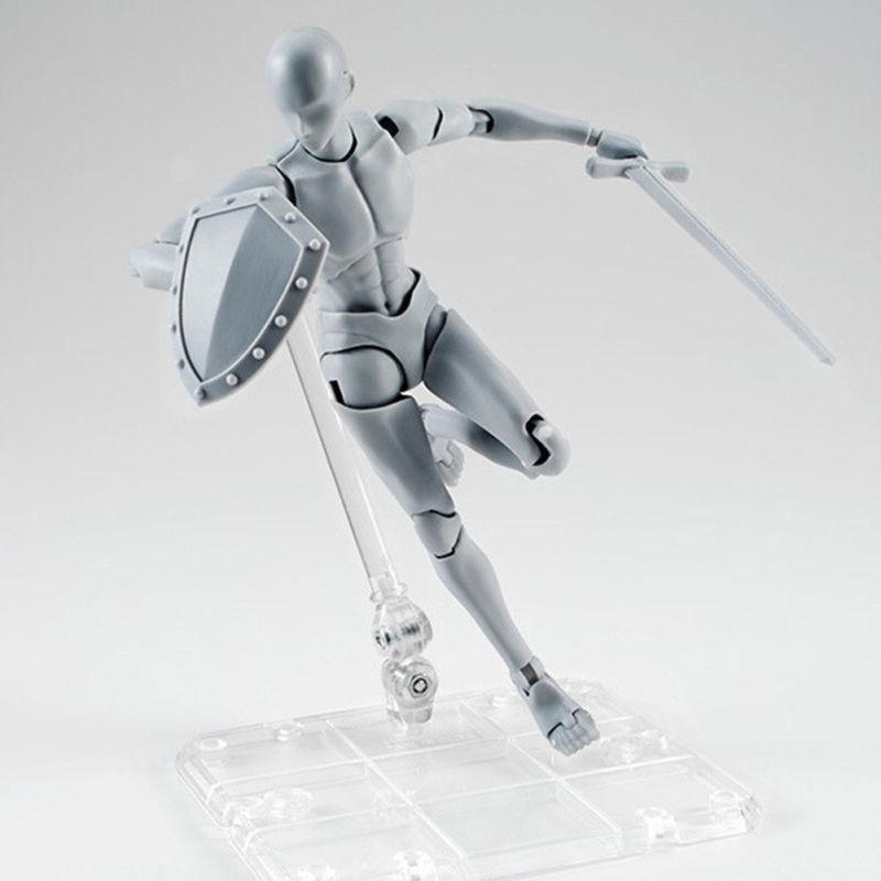 13cm Artists Figure