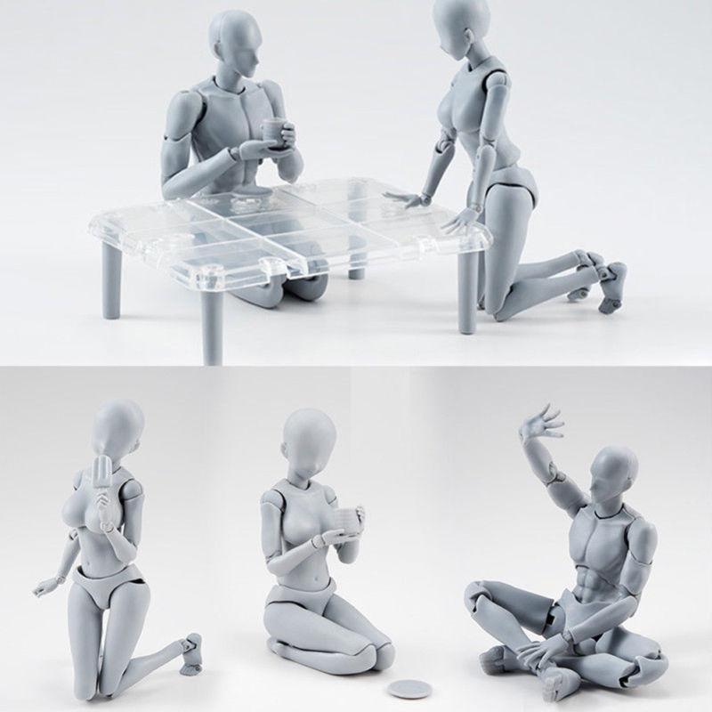13cm Figures for Artists Human Man