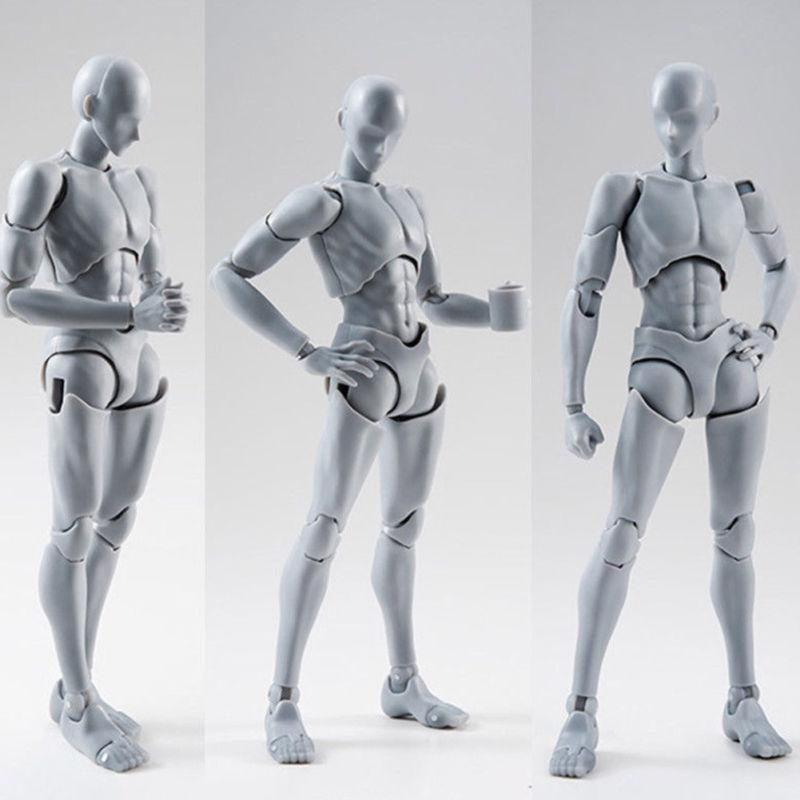 13cm Artists Figure Human Mannequin Man