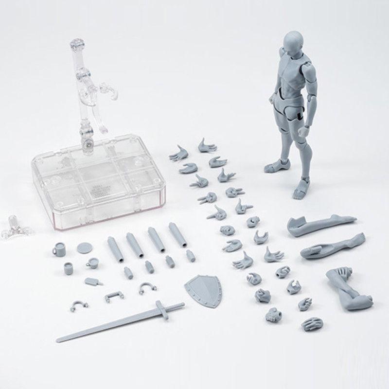 13cm Artists Human