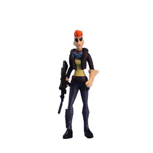 16Pcs Toy Game Model