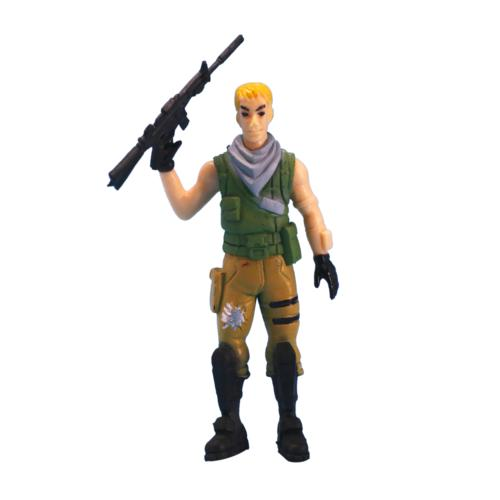 16Pcs Fortnite Character Toy Action