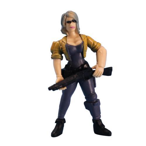 16Pcs Toy Game Figure Model