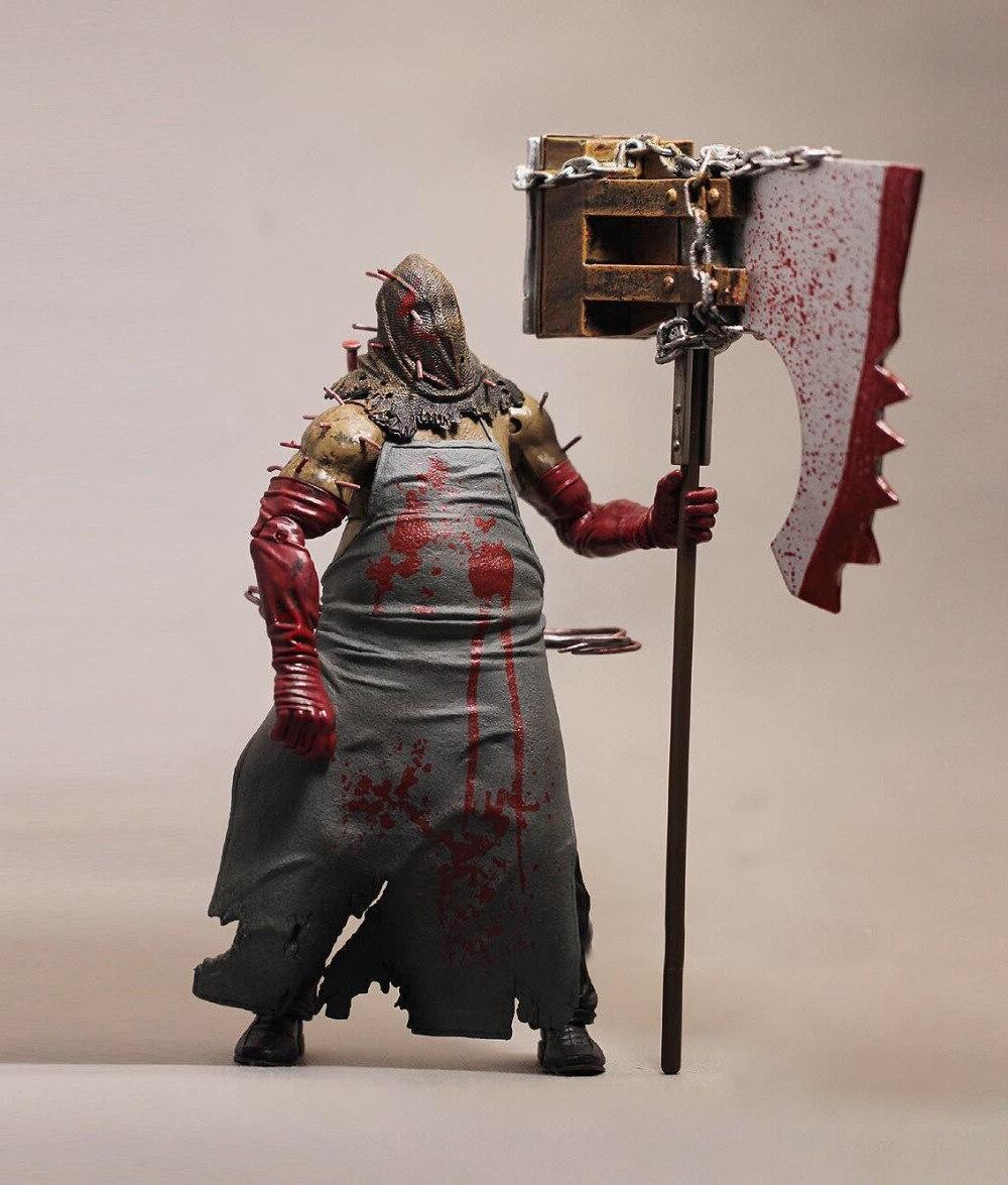 18 cm Executioner Toy <font><b>Horror</b></font> Halloween Gift