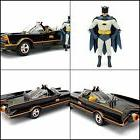 1966 Classic TV Series Batmobile Batman Robin figures 1/24 D