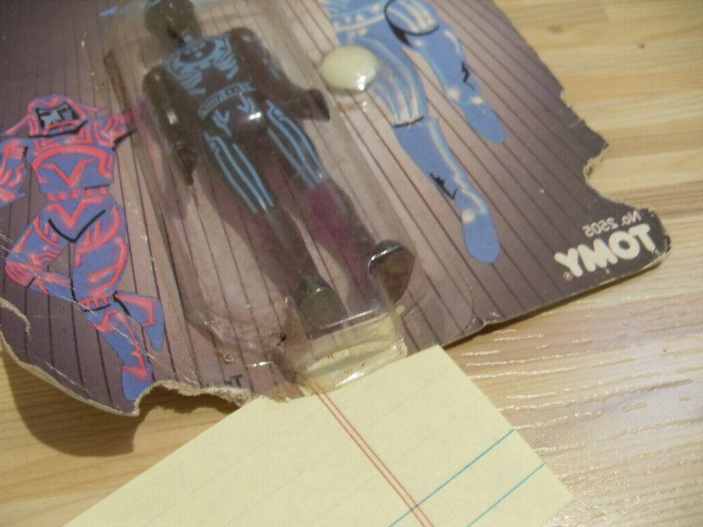 1982 ACTION FIGURE TRON NEW ON