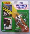 1992 NFL Starting Lineup Emmitt Smith & Troy Aikman Dallas C