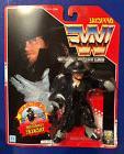 1993 WWF Hasbro UNDERTAKER Red Card Wrestling Action Figure