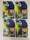 """1997 Star Wars Power of the Force Coll.3  """"U PIC EM""""  Ships"""