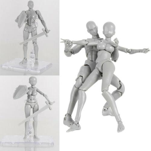 2 0 artists action figure model