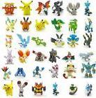 2-3cm  Pokemon Pocket Monster Mini Action Figures Kid Gift T
