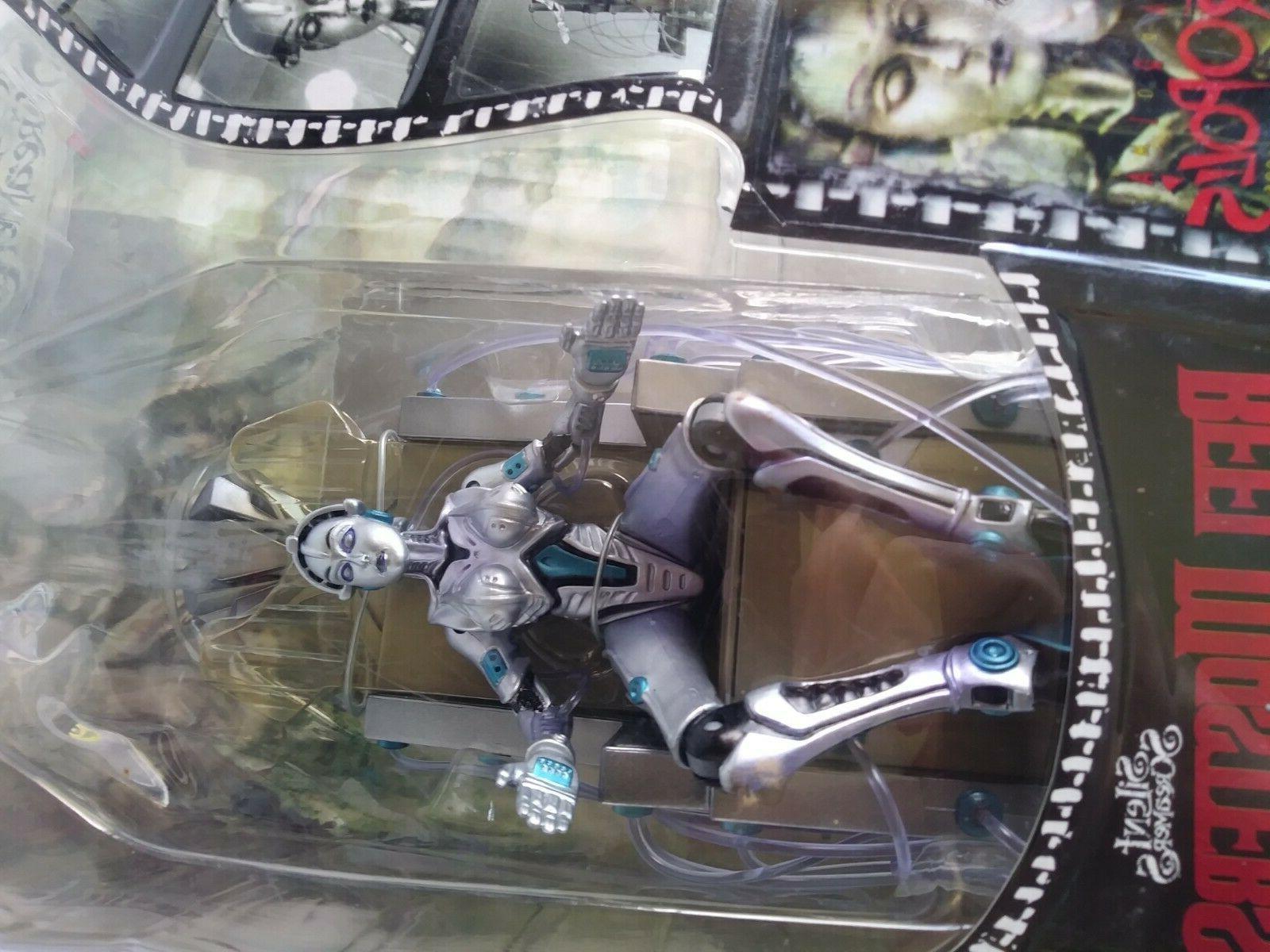 "METROPOLIS 7"" Horror/Sci-Fi Action Figure NEW!"
