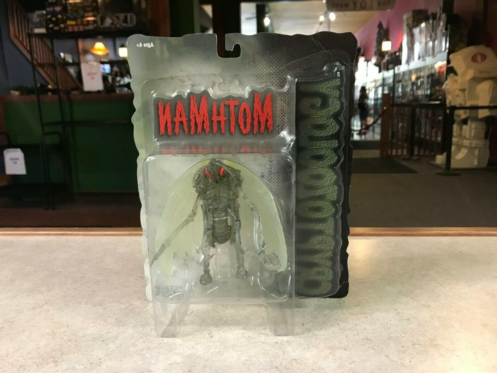 2003 cryptozoology mothman mothman horror action figure