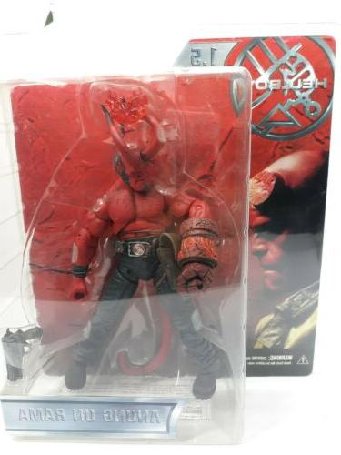 2004 toys action figure hellboy 1 5