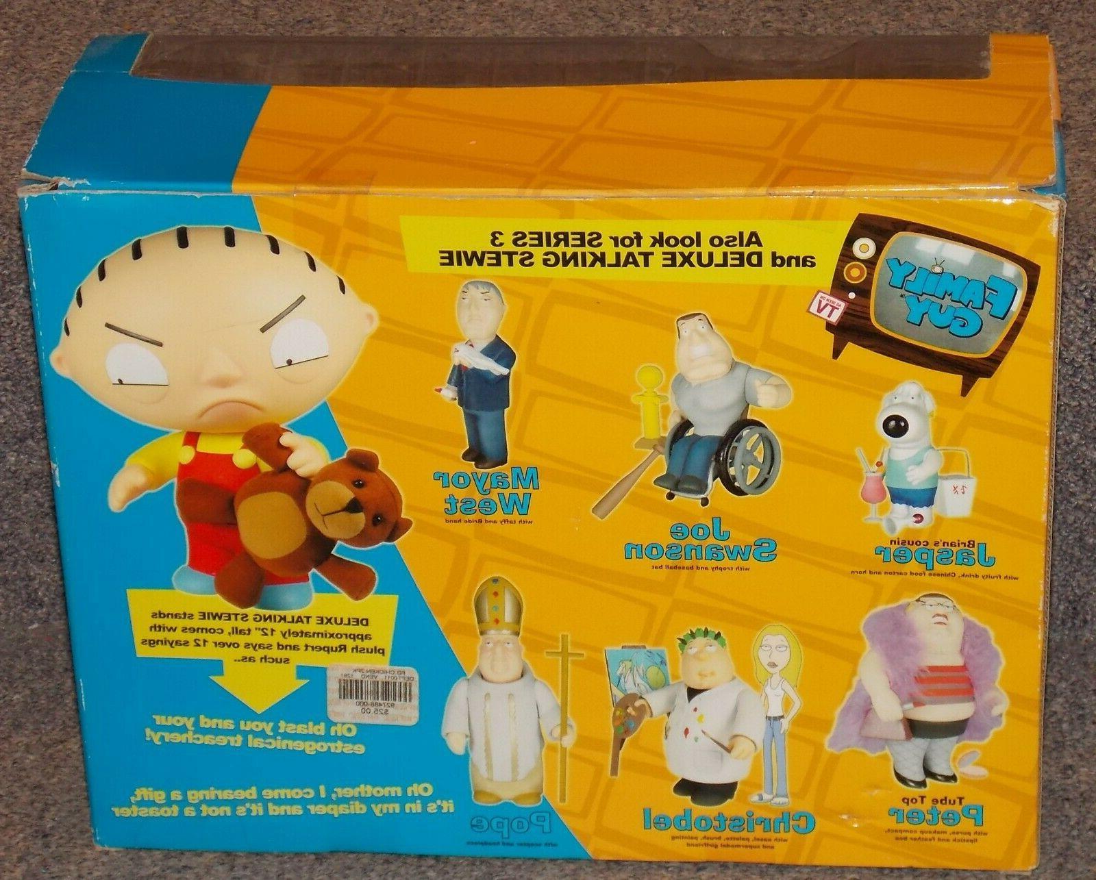 2005 MEZCO Family Giant Chicken vs Peter In