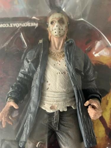 2009 Mezco Fear Friday The Remake Jason Voorhees Neca