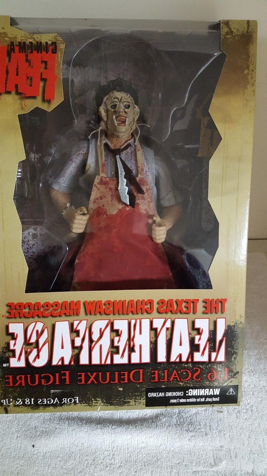 2010 mezco cinema of fear texas chainsaw