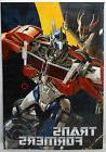 HASBRO 2014 TRANSFORMERS OPTIMUS PRIME NOTEBOOK NEW GREEK VE