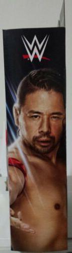 2017 WWE SERIES FIGURE SHINSUKE NAKAMURA