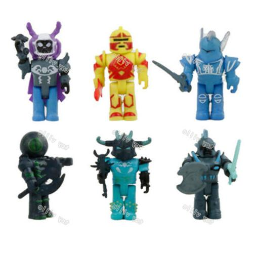 Roblox Game Legends of Action Doll Toys Gift 12 PCS
