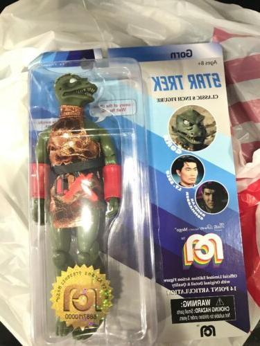 2018 MEGO Star Trek GORN #6887 Target Ex Ltd Edition Action
