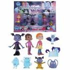 2018 Vampirina Cartoon Batwoman Action Figures Cake Toppers
