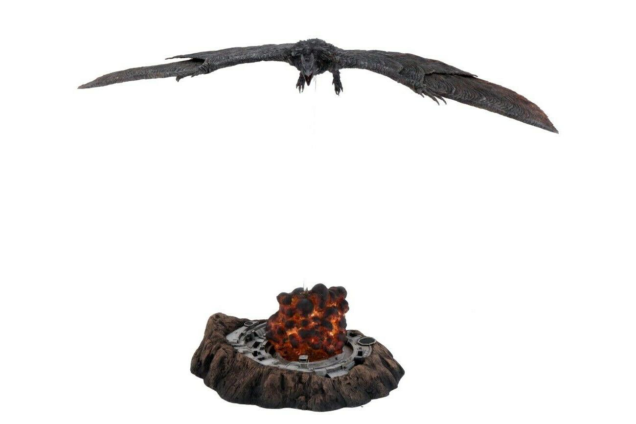 """NECA 2019 of Monsters 13"""" Wing Action Figure"""