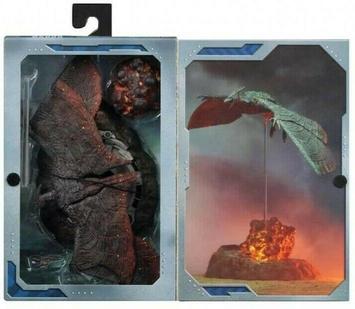 """NECA of the RODAN 13"""" Wing to Action Figure"""