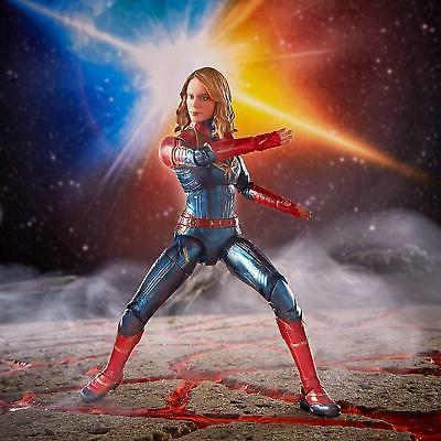 2019 Marvel Avengers Model Toys 6''