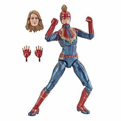 2019 Marvel Legends Captain Marvel Figure Avengers Model 6''