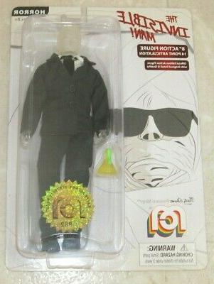 2019 the invisible man 8 action figure