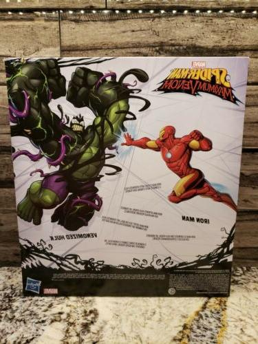 2020 Marvel Titan Series: Venomized Hulk Action Figures
