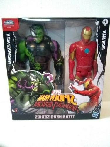 2020 titan hero series iron man