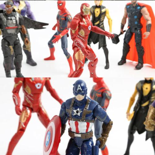 20Pcs Avengers 3 War SuperHero