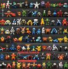 24-144Pcs Lot Set Pokemon Go Monster Mini Action Figures Kid