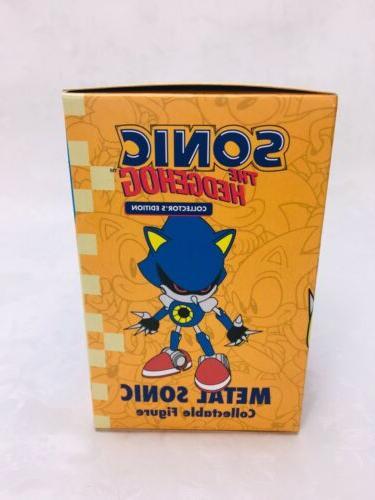 25th Metal Sonic the Hedgehog Figure Loot