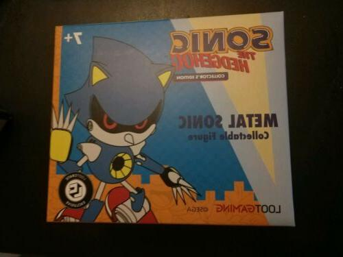 25th anniversary metal sonic the hedgehog action