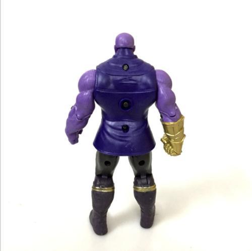 2PCS Avengers 3 Infinity Movable Joints Thanos Hulk