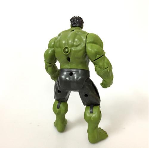 2PCS Figure Marvel Avengers Movable Joints Thanos