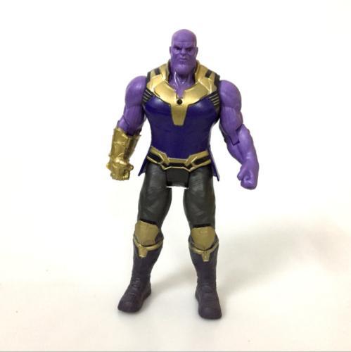 2PCS Figure Avengers 3 Infinity Movable Thanos