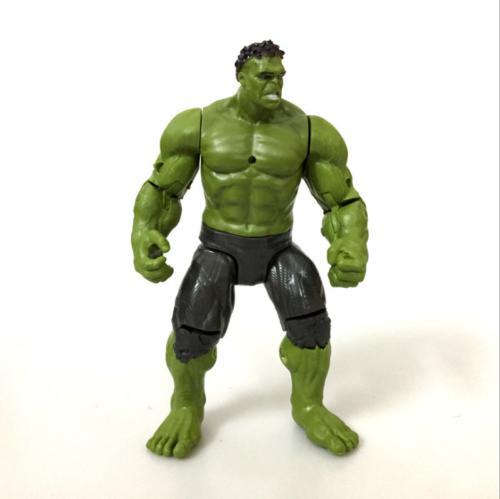 2PCS 6''Action Figure Avengers War