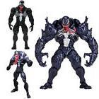 3Styles Venom Revoltech Marvel Spider Man PVC Action Figure