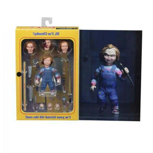 """4"""" Good Guy Doll Ultimate Action Figure Gift"""