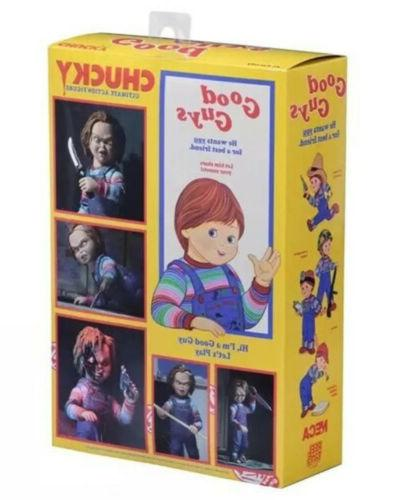 """4"""" Chucky Doll Play Action Toys Gift"""
