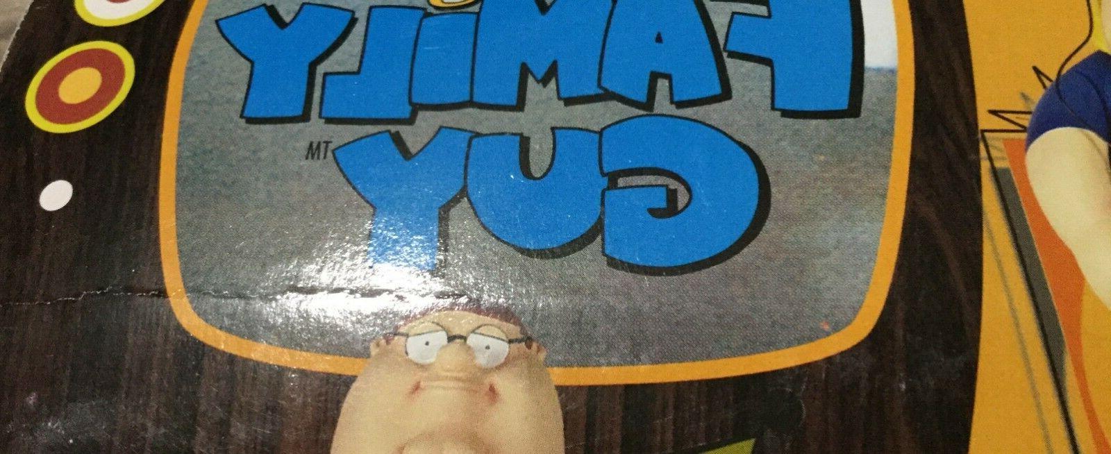 4 Buff Meg Mutant Figures New