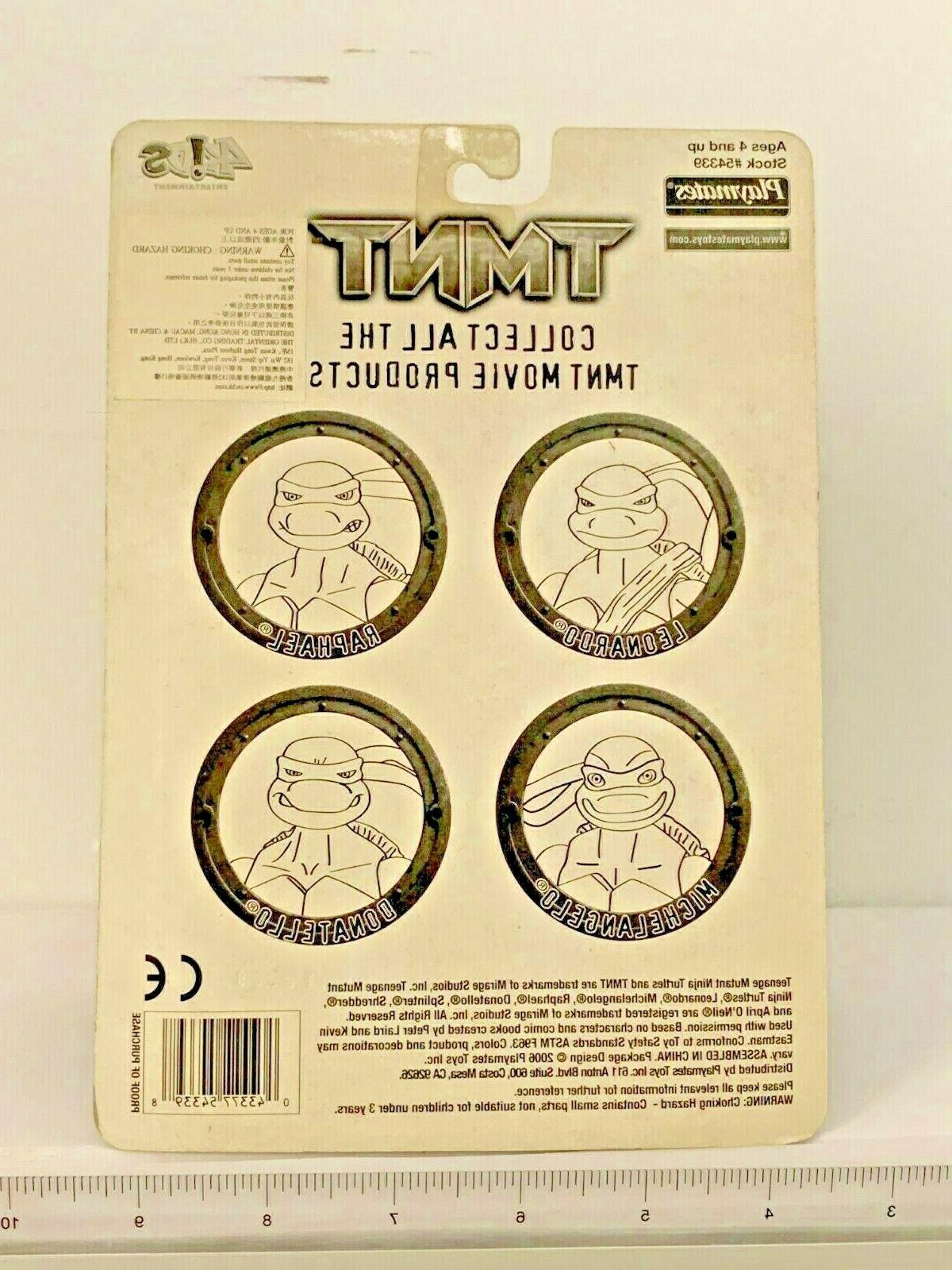4PC TMNT Classic