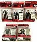 5 Reservoir Dogs Action Figures Mr Pink White Orange Blonde