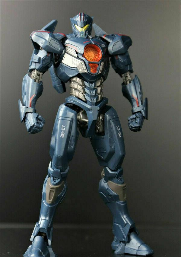 """6.7"""" Pacific Rim Side Jaeger Avenger Action Robot Gift"""